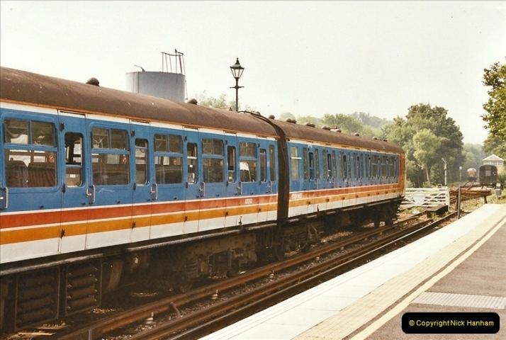 2003-08-12 Thomas week on the Mid Hants Railway.  (10)023