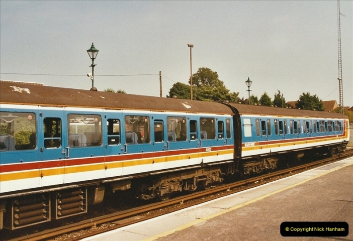 2003-08-12 Thomas week on the Mid Hants Railway.  (11)024