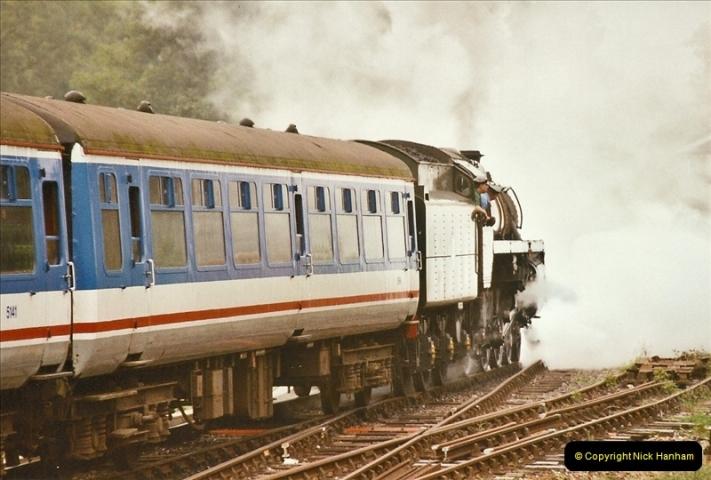 2003-08-12 Thomas week on the Mid Hants Railway.  (5)018