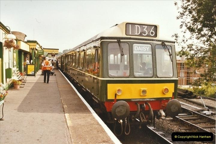 2003-08-12 Thomas week on the Mid Hants Railway.  (6)019