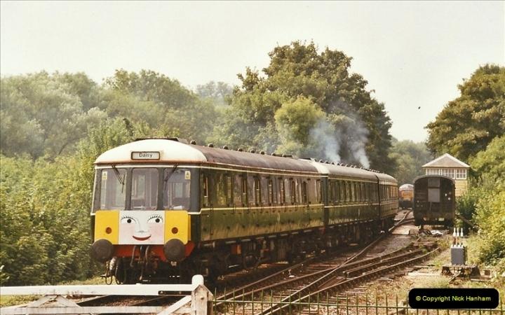 2003-08-12 Thomas week on the Mid Hants Railway.  (7)020