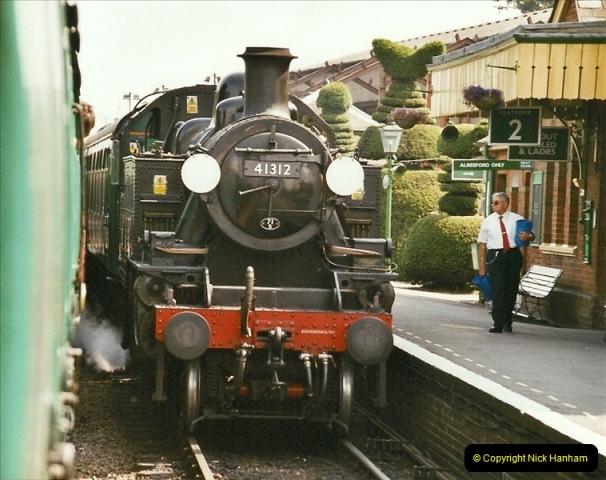 2004-08-02 The Mid Hants Railway.  (10)034