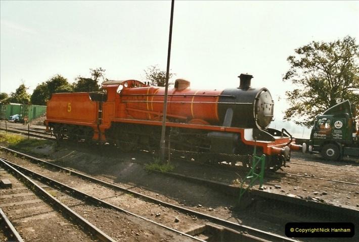 2004-08-02 The Mid Hants Railway.  (12)036
