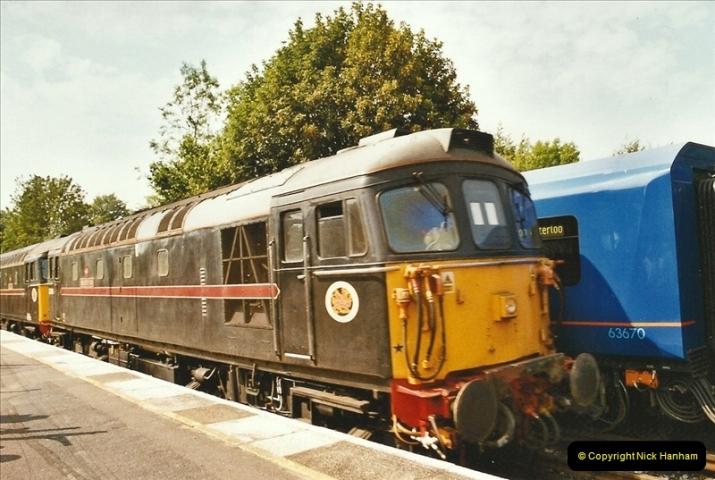 2004-08-02 The Mid Hants Railway.  (15)039