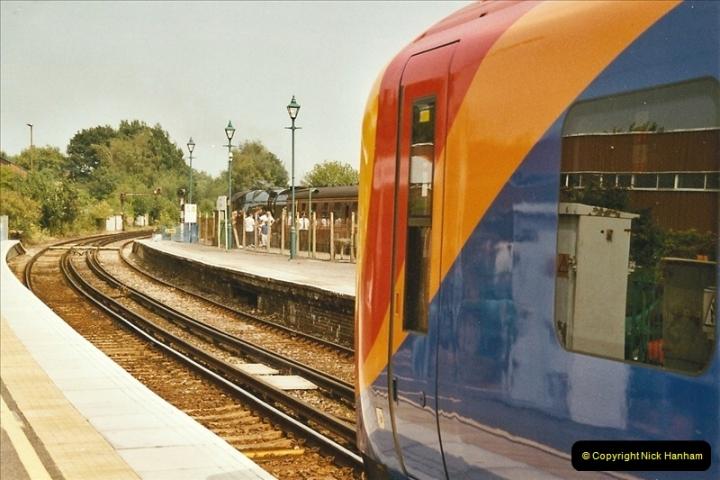 2004-08-02 The Mid Hants Railway.  (19)043