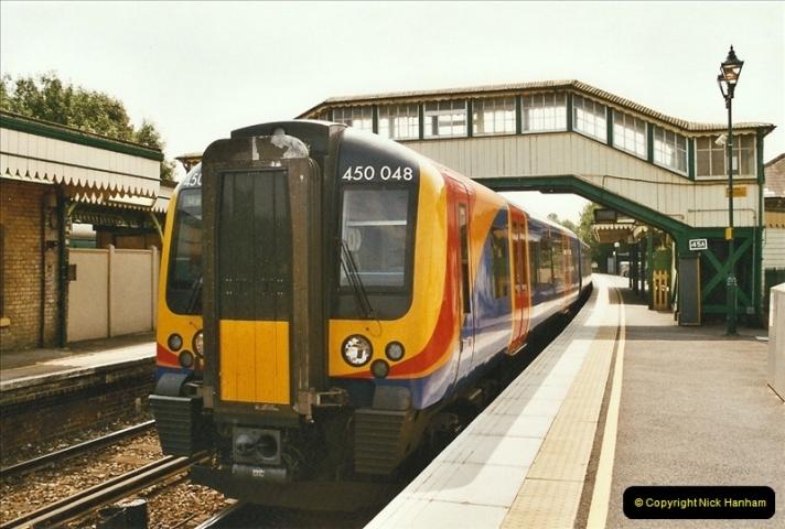 2004-08-02 The Mid Hants Railway.  (20)044