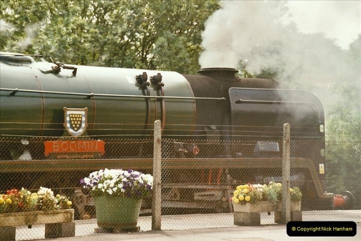 2004-08-02 The Mid Hants Railway.  (22)046