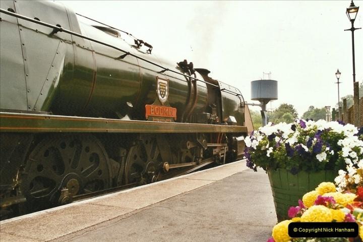 2004-08-02 The Mid Hants Railway.  (23)047