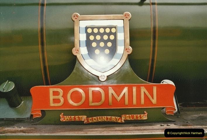 2004-08-02 The Mid Hants Railway.  (24)048