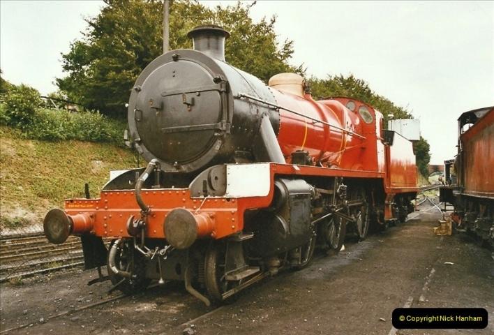 2004-08-02 The Mid Hants Railway.  (28)052