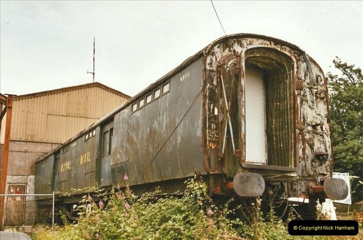 2004-08-02 The Mid Hants Railway.  (29)053