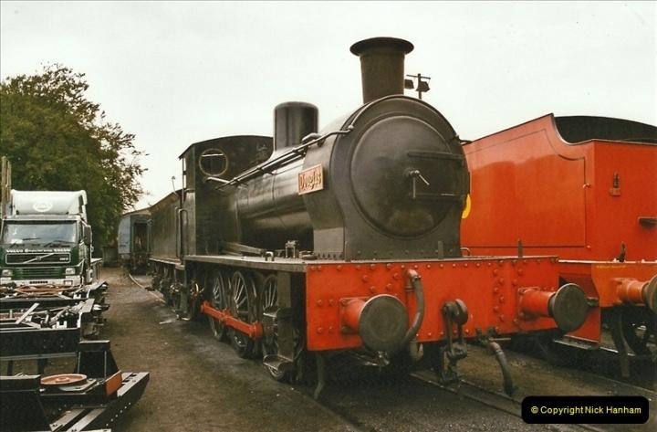 2004-08-02 The Mid Hants Railway.  (31)055