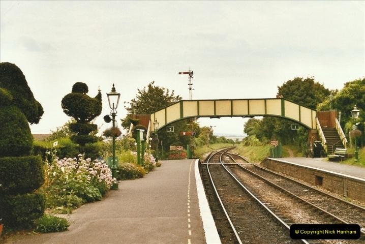 2004-08-02 The Mid Hants Railway.  (32)056