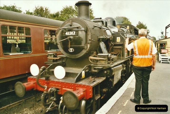 2004-08-02 The Mid Hants Railway.  (34)058
