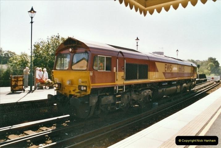 2004-09-08 The Mid Hants Railway.  (11)071