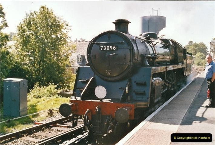 2004-09-08 The Mid Hants Railway.  (12)072