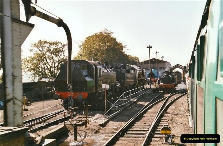 2004-09-08 The Mid Hants Railway.  (14)074