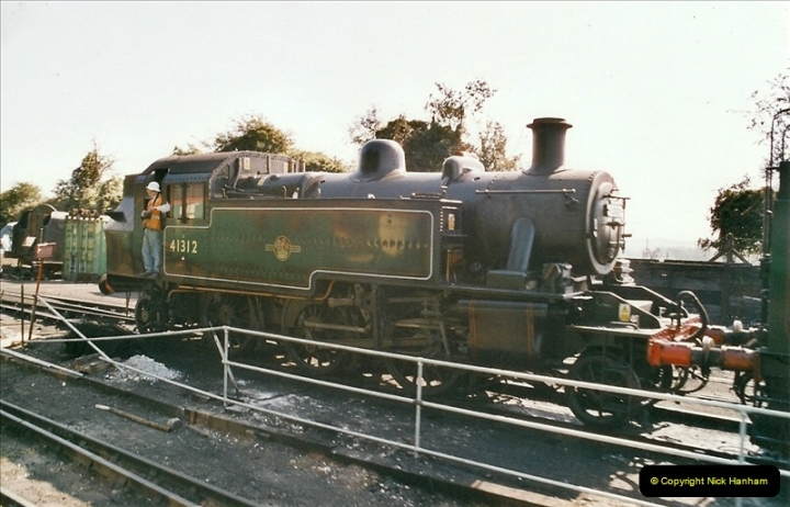 2004-09-08 The Mid Hants Railway.  (15)075
