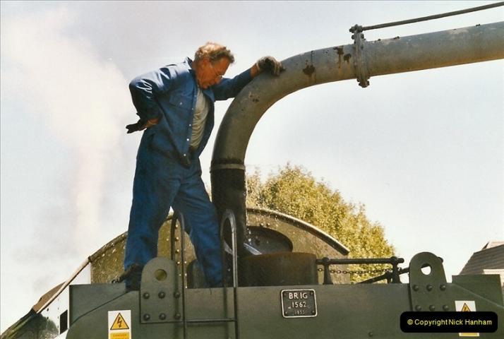 2004-09-08 The Mid Hants Railway.  (18)078