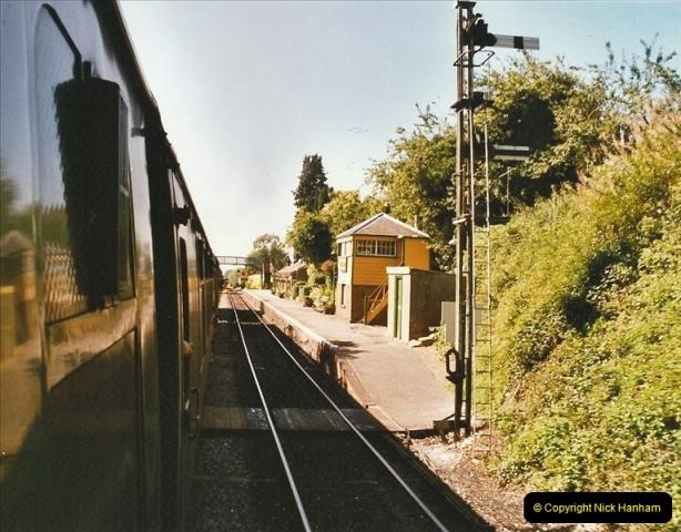2004-09-08 The Mid Hants Railway.  (19)079