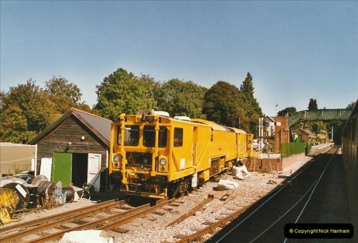 2004-09-08 The Mid Hants Railway.  (21)081