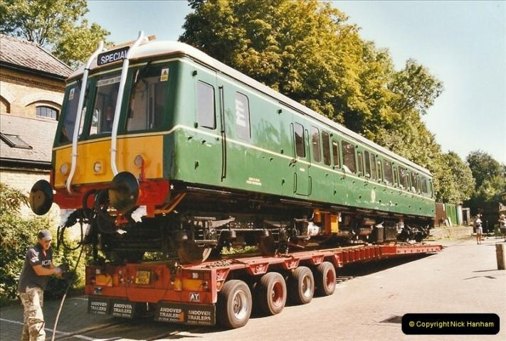 2004-09-08 The Mid Hants Railway.  (24)084
