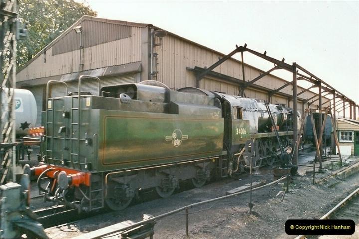 2004-09-08 The Mid Hants Railway.  (6)066