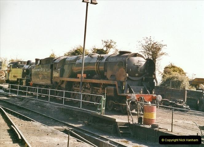 2004-09-08 The Mid Hants Railway.  (8)068
