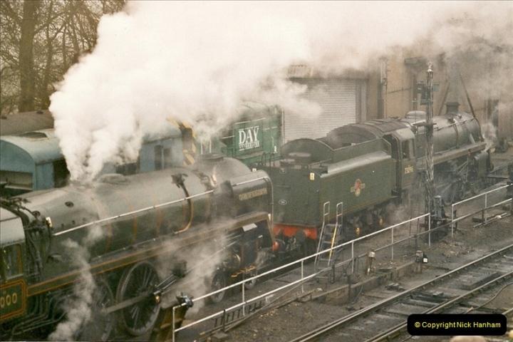 2004-12-13 Ropley Mid Hants Railway.  (11)097