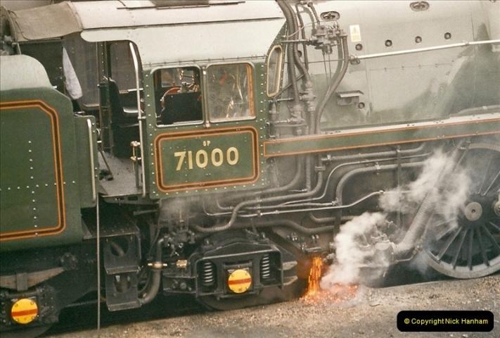 2004-12-13 Ropley Mid Hants Railway.  (12)098