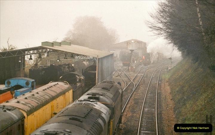 2004-12-13 Ropley Mid Hants Railway.  (13)099