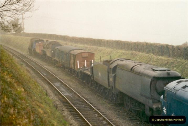 2004-12-13 Ropley Mid Hants Railway.  (14)100