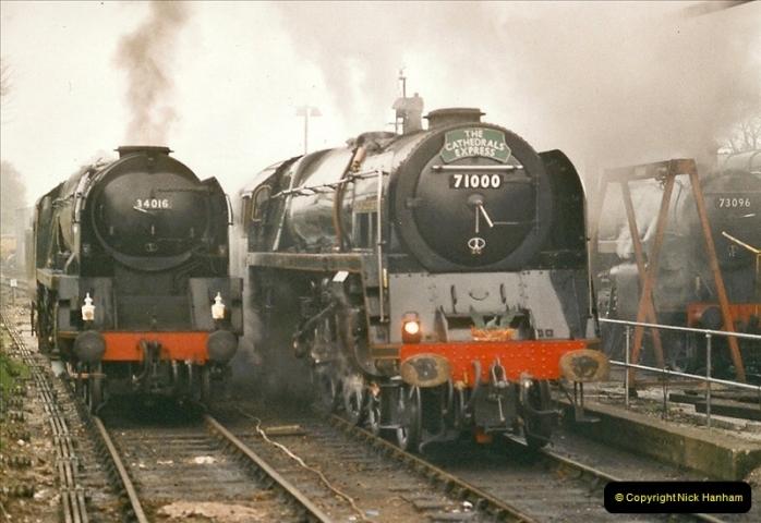 2004-12-13 Ropley Mid Hants Railway.  (3)089