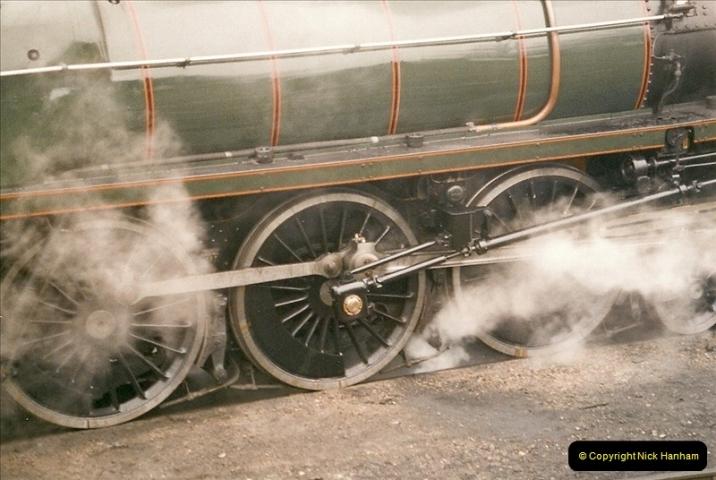 2004-12-13 Ropley Mid Hants Railway.  (8)094