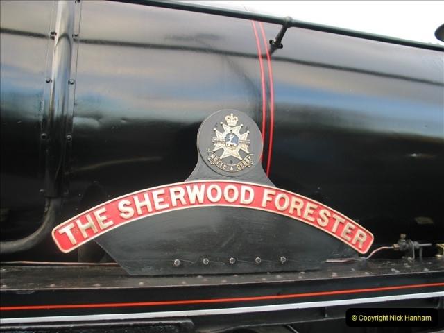 2005-12-14 Mid Hants Railway @ Ropley, Hampshire.  (15)116