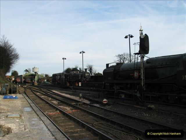 2007-02-15 The Mid Hants Railway, Ropley, Hampshire.  (11)133