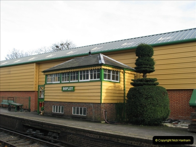 2007-02-15 The Mid Hants Railway, Ropley, Hampshire.  (13)135