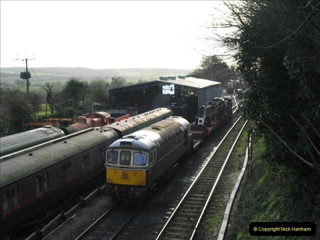 2007-02-15 The Mid Hants Railway, Ropley, Hampshire.  (17)139