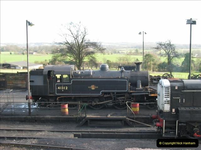 2007-02-15 The Mid Hants Railway, Ropley, Hampshire.  (4)126