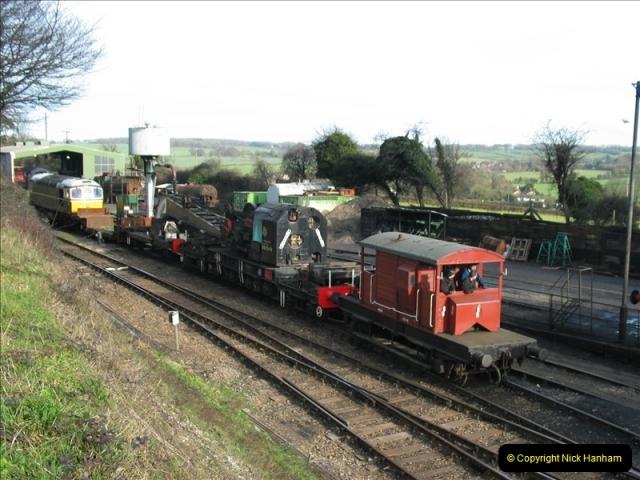 2007-02-15 The Mid Hants Railway, Ropley, Hampshire.  (5)127