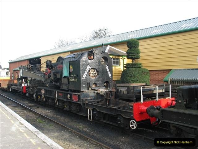 2007-02-15 The Mid Hants Railway, Ropley, Hampshire.  (8)130