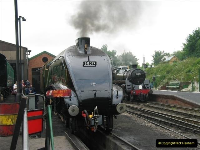 2007-06-07 @ The Mid Hants. Railway.  (10)151