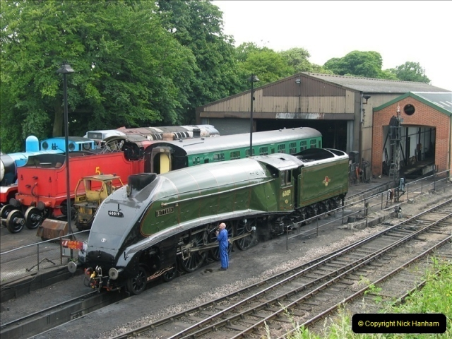 2007-06-07 @ The Mid Hants. Railway.  (1)142