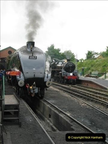 2007-06-07 @ The Mid Hants. Railway.  (12)153