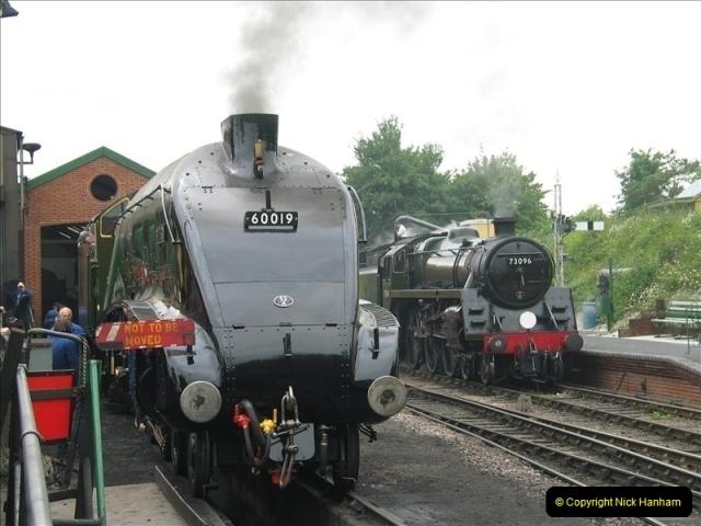 2007-06-07 @ The Mid Hants. Railway.  (13)154