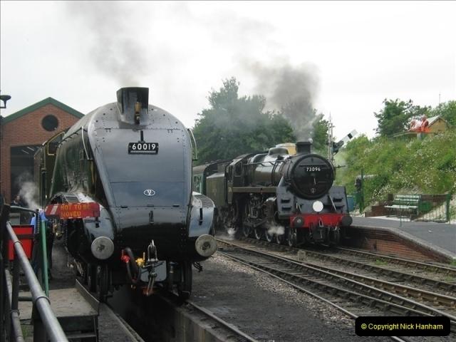 2007-06-07 @ The Mid Hants. Railway.  (17)158