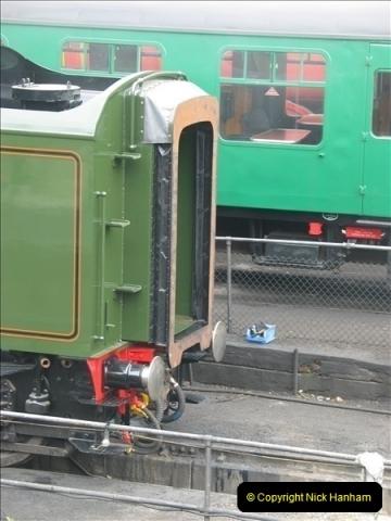 2007-06-07 @ The Mid Hants. Railway.  (21)162