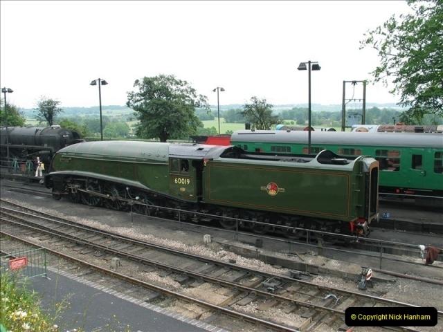 2007-06-07 @ The Mid Hants. Railway.  (3)144