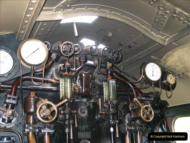 2007-06-07 @ The Mid Hants. Railway.  (9)150