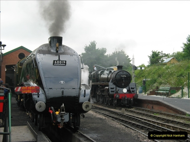 2007-06-07 The Mid Hants Railway, Ropley, Hampshire.  (11)179